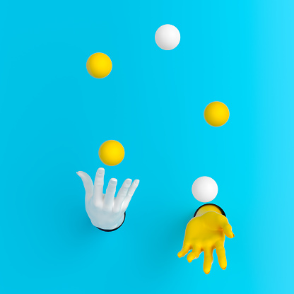 blog hoe jongleer je als professional met meerdere jobs?