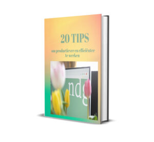 20 tips timemanagement